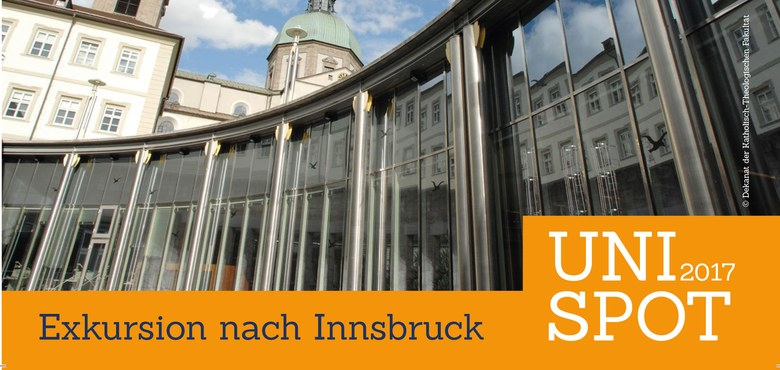 UNI-SPOT - Exkursion nach Innsbruck