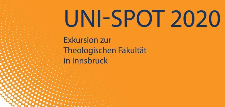 Abgesagt: UNI SPOT - Exkursion nach Innsbruck