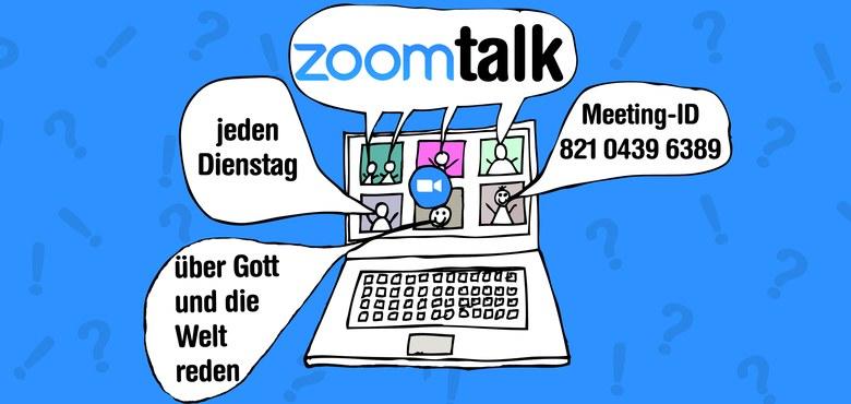Zoom-Talk der Berufungspastoral