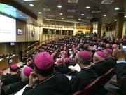 Synode_Foto Bischof Benno