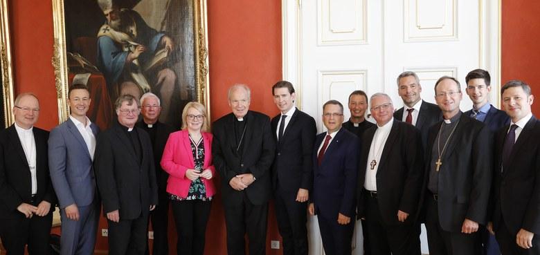 Kirche und Politik im Gespräch