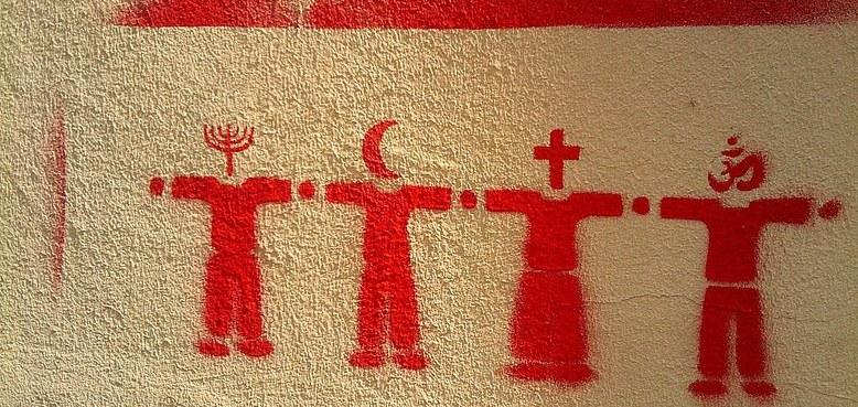 Dialog der Religionen.