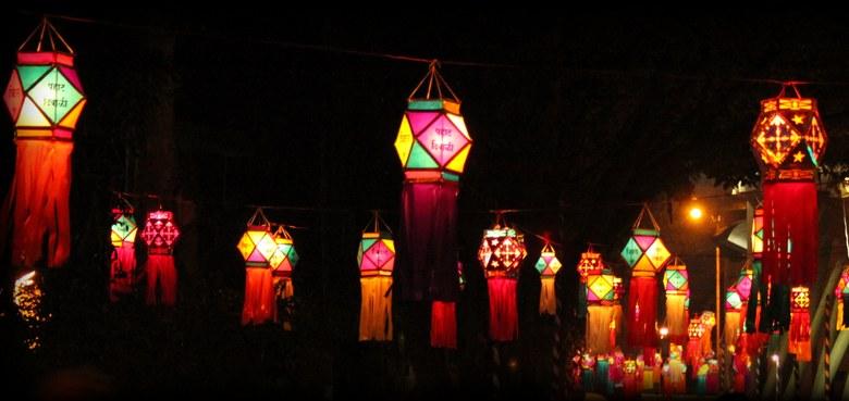 """Das Lichterfest """"Diwali"""""""