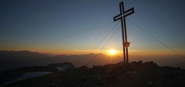 Gipfel-Erlebnisse und Licht-Blicke