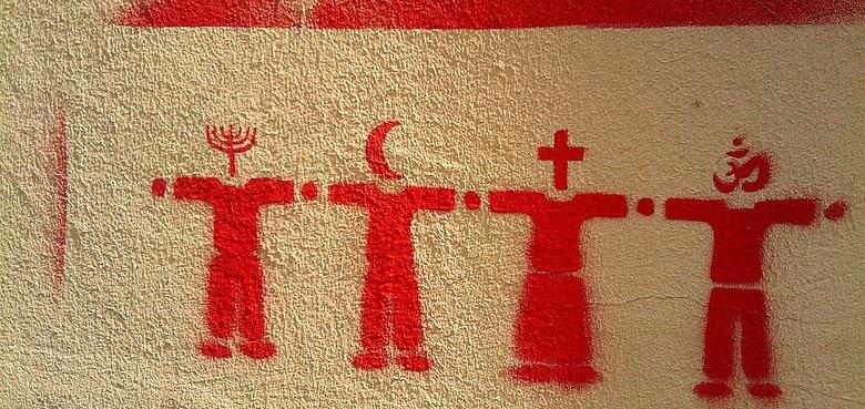Grußbotschaften an Juden und Muslime