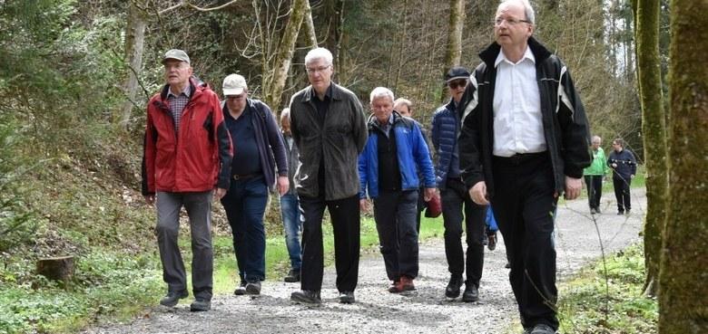 Priesterwallfahrt nach Bildstein
