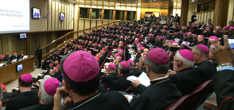 Synode - wie geht das?