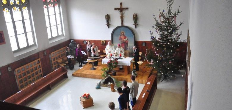 Weihnachten in der Justizanstalt