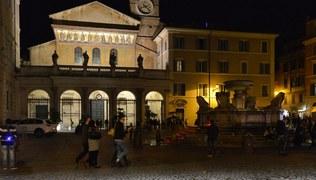 Vorschaubild Abendgebet in Santa Maria in Trastevere