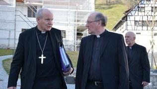 Vorschaubild Bischofskonferenz in St. Gerold