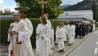 Vorschaubild Columban's Day in Bregenz