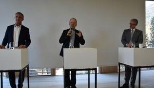Vorschaubild Die Zukunft Europas gestalten: Diskussion in der HLW Marienberg