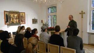 Vorschaubild Ein spiritueller Kraftraum. Kapelle im Bischofshaus