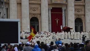 Vorschaubild Heiligsprechung von Louis und Zélie Martin in Rom