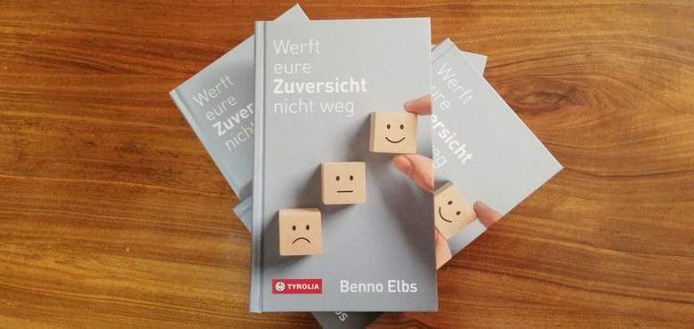 """ABGESAGT: Buchpräsentation mit Bischof Benno Elbs: """"Werft eure Zuversicht nicht weg"""""""