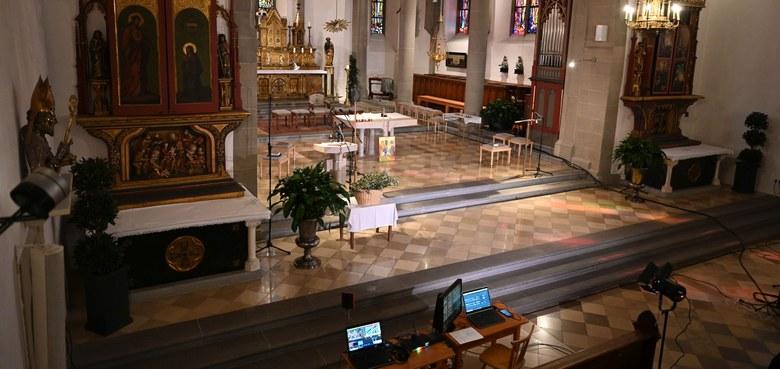 Radiogottesdienst aus dem Dom St. Nikolaus