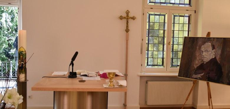 Radiogottesdienst aus der Bischofskapelle