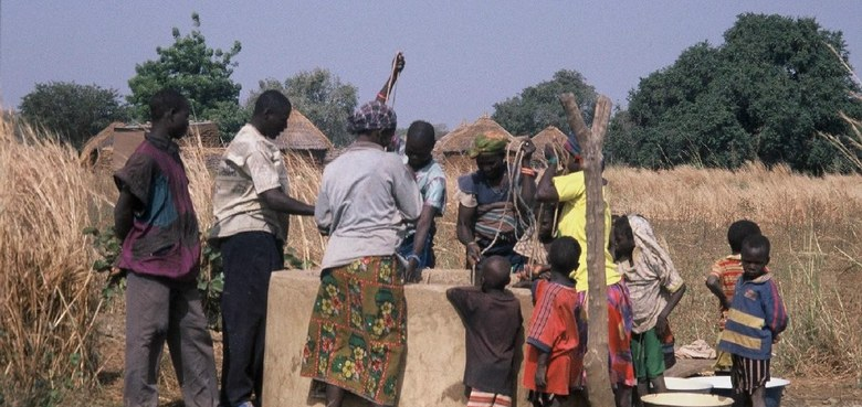Burkina Faso - Brunnen tragen Hoffnung
