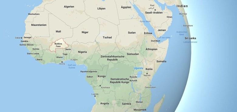 Stichwort - Burkina Faso