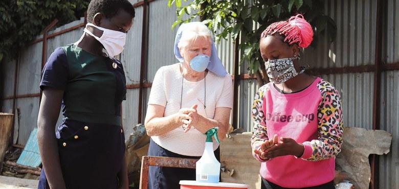 Überlebenskampf in Kenia