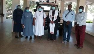 Vorschaubild Ein Krankenwagen für die Teresian Sisters