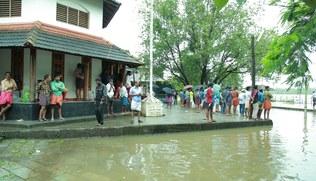 Vorschaubild Hochwasser in Kerala