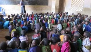 Vorschaubild Schule in Katate / Malawi