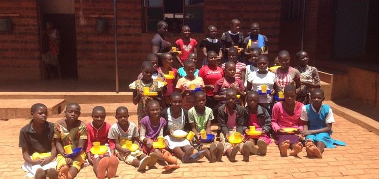 Fastensuppe der KMB für Malawi
