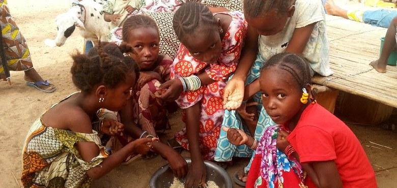 Hunger als ständiger Begleiter