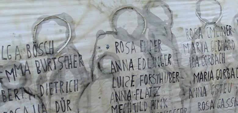 Gegen das Vergessen - NS-Euthanasieopfer aus Götzis