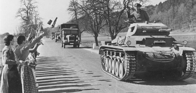 """Vortrag: Vom """"Anschluss"""" zum Krieg"""