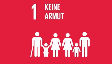 Tesaserbild für den Artikel SDG 1: Armut beenden