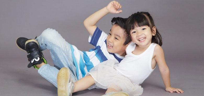 Geschwisterliebe - Geschwisterrivalität