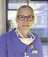 Volkmar Büchner, Arzt am LKH Feldkirch
