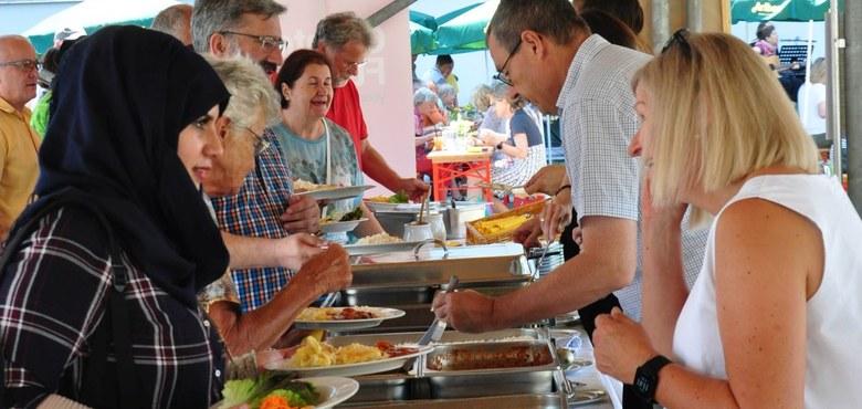 MahlZeit: Das Gartenfest für alle - ein voller Erfolg