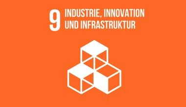 Tesaserbild für den Artikel SDG 9: Industrie, Innovation und Infrastruktur