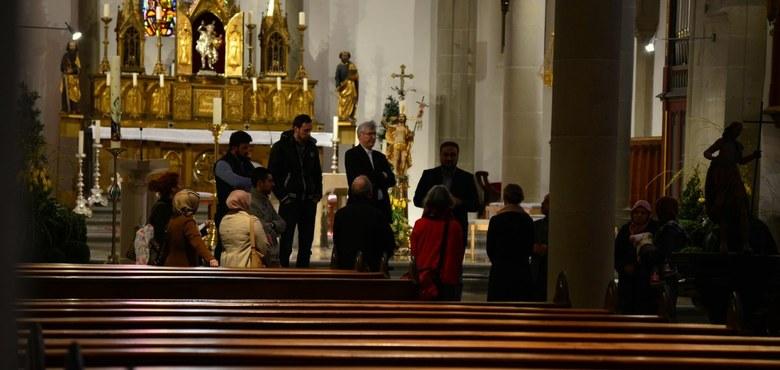 """Darf ich Deinen Heiligen Raum betreten? Bitte, """"Zeig mir was Dir heilig ist!"""""""