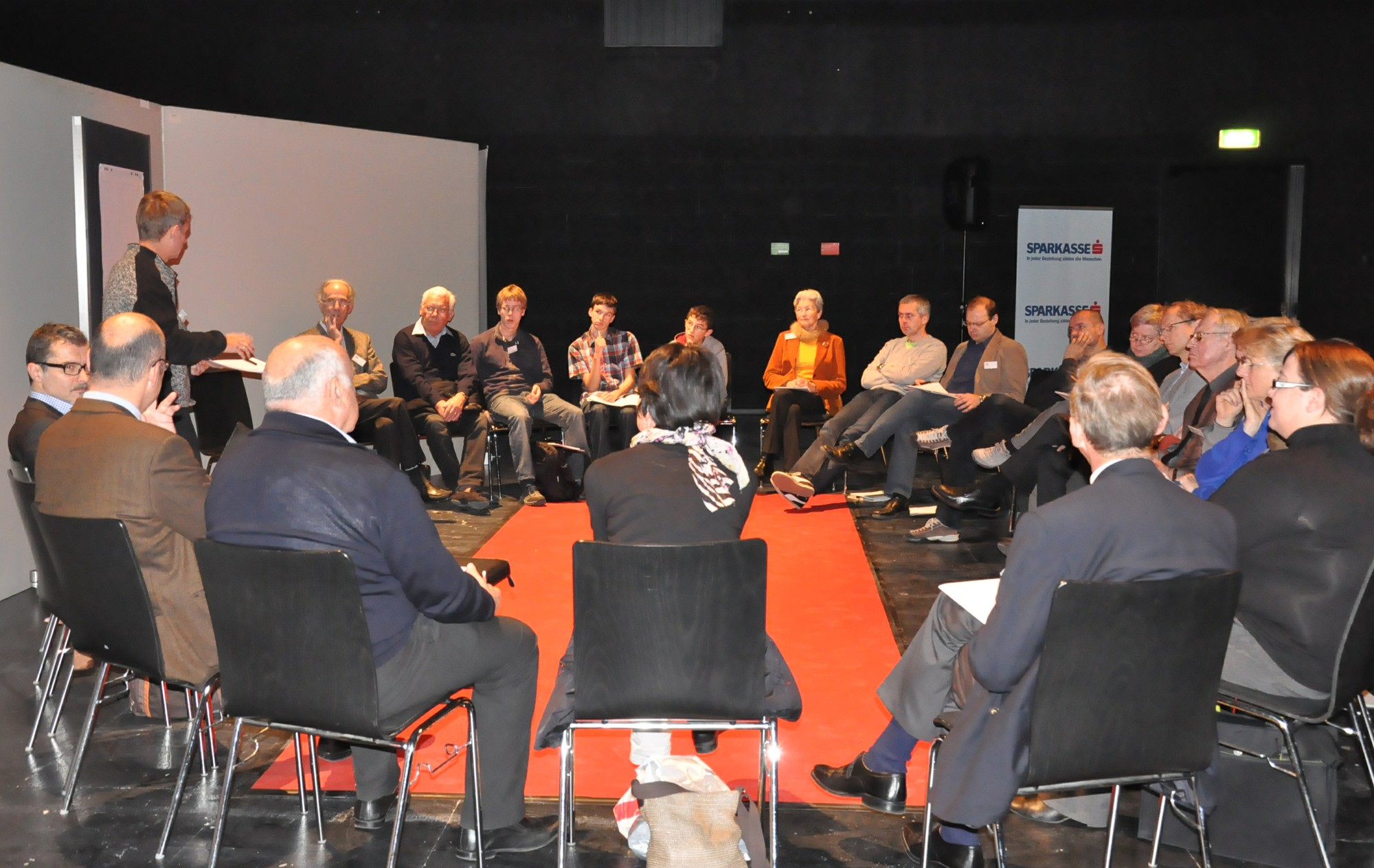 Workshop beim Ethikforum Foto (C) Rinner