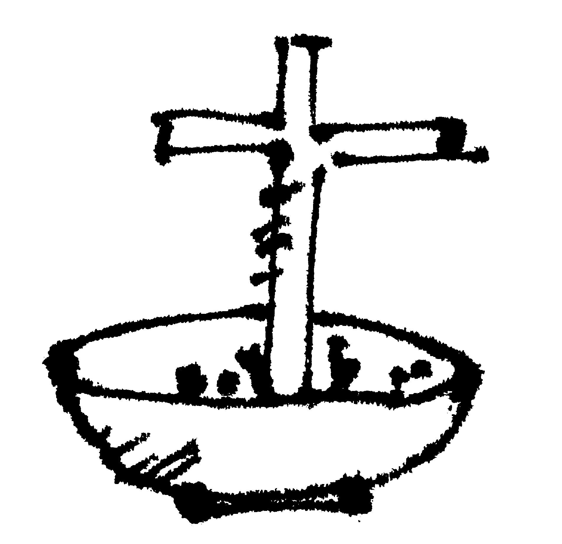 Aschermittwoch Aschenkreuz