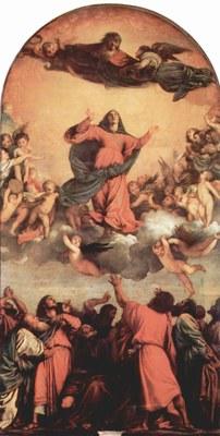 Tizian - Maria Himmelfahrt