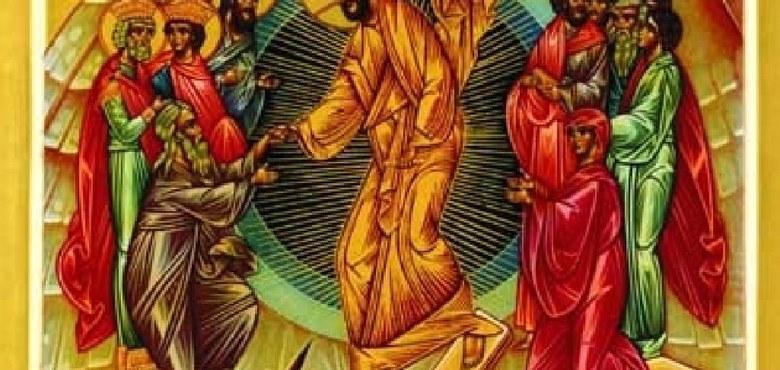Ikonen-Meditation zum Fest der Auferstehung