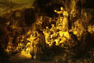 Johannes d. Täufer - Predigt