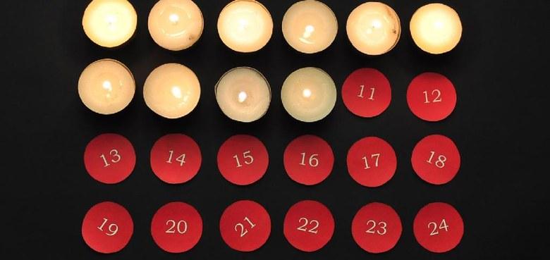 10. Dezember: das licht im dunkel ansprechen