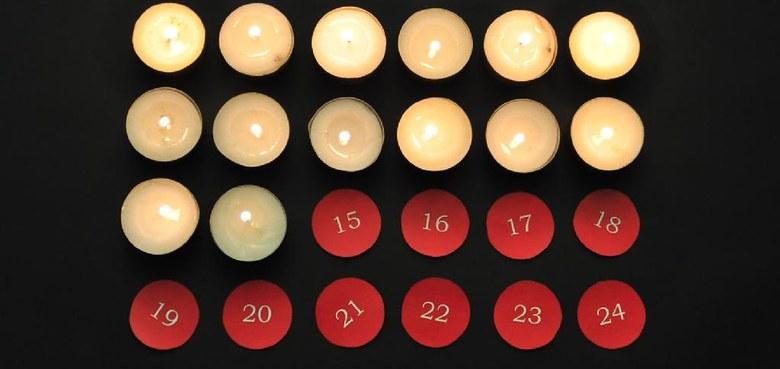 14. Dezember: wartend in zeit und raum versinken