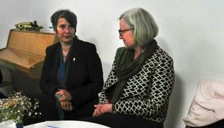 """Vorschaubild 14. FrauenSalon """"Frauen - Solidarität - Medica Mondiale"""""""