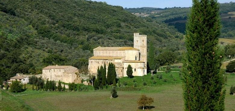 Der Ort einer Kirche