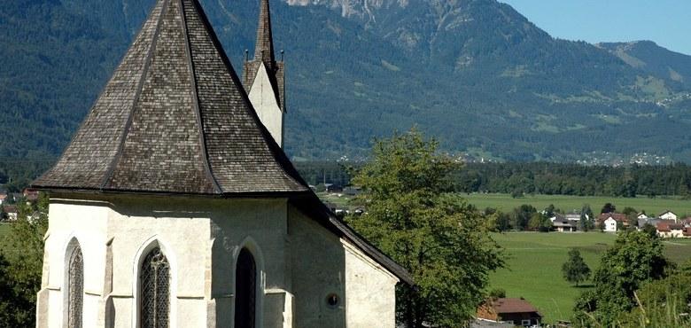Der Weg zu einer Kirchenführung