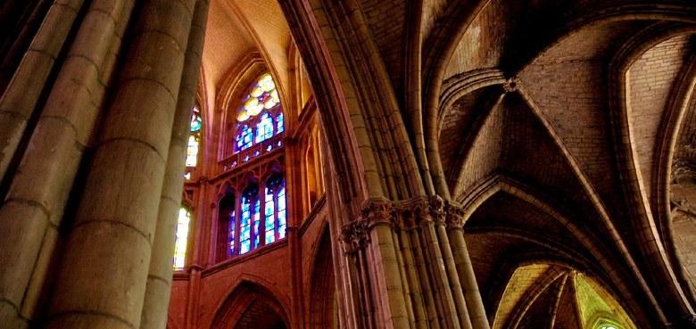 Kirchenräume als Erlebnis