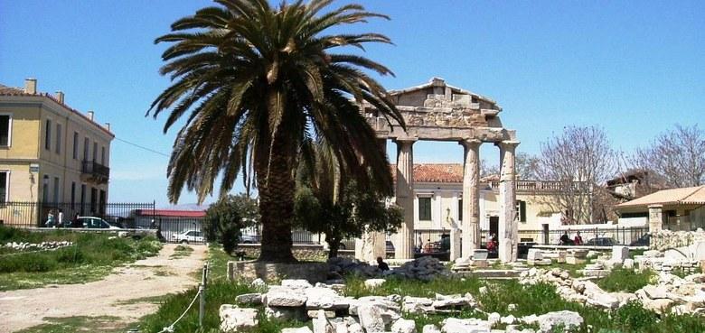 Paulus in Athen