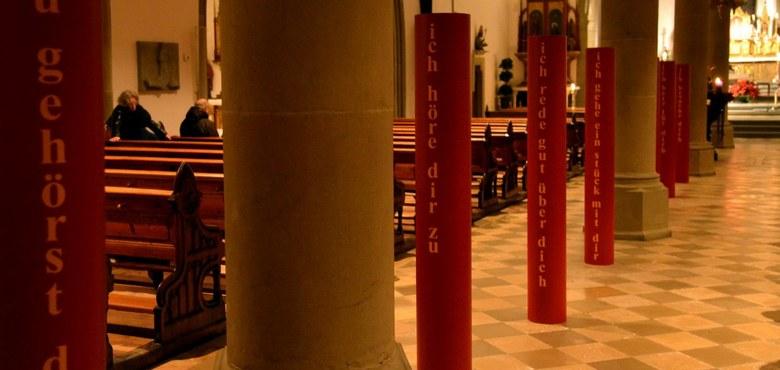 Sieben Säulen zur Barmherzigkeit